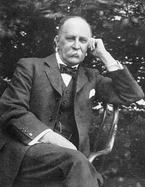 Sir William Osler was one of the most famous physicians of the last part of the 19th century.  His views on the importance of bedside diagnosis and teaching still form the basis of clinical and post-graduate medical education.